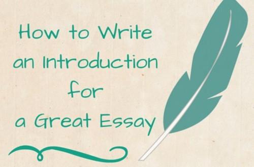 چگونه یک مقدمه ی مناسب برای مقاله خود بنویسیم؟