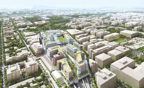 پایان نامه طراحی شهری