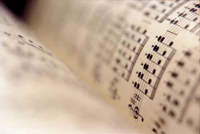 پایان نامه موسیقی