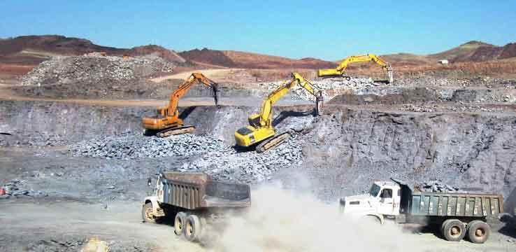 پایان نامه مهندسی معدن