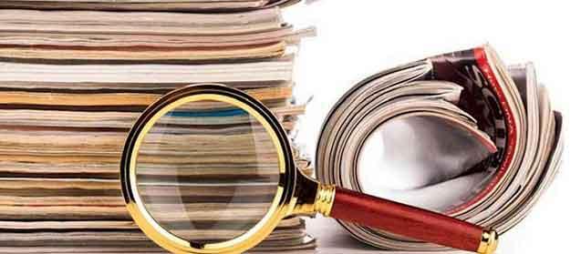 چاپ ،پذیرش و سابمیت مقاله علمی پژوهشی